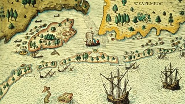First English colony in America