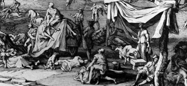 Great Plague of London begins