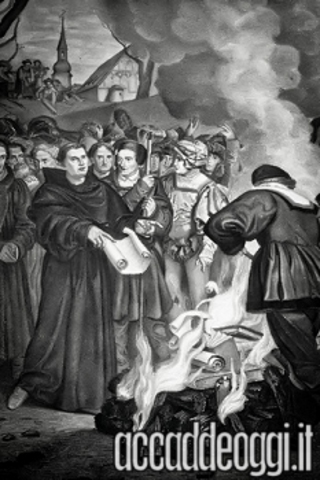 Lutero e la bolla
