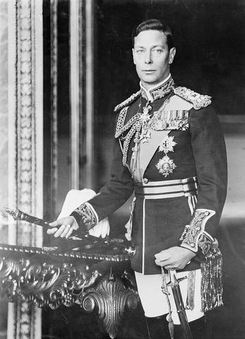 George VI is crowned king