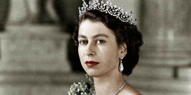 Elizabeth II succeeds her father, George VI