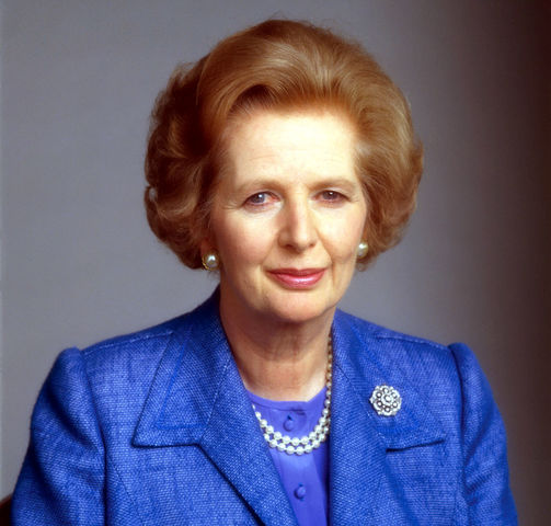 Conservative Margaret Thatcher becomes Britain's first female prime minister