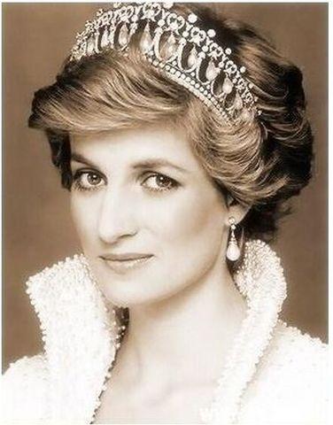 Diana, Princess of Wales, dies in a car crash in Paris
