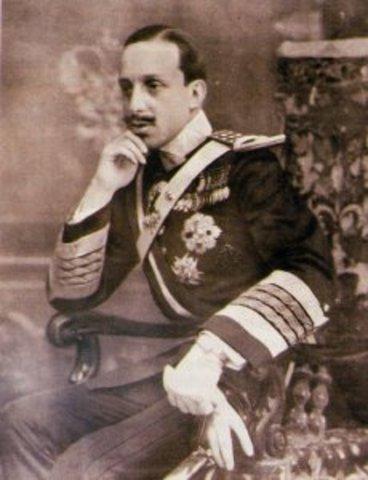 El reinado constitucional de Alfonso XIII