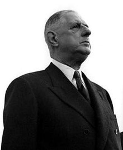 Charles André Joseph Marie de Gaulle