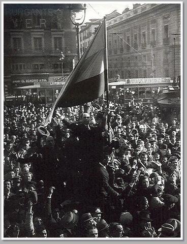 El gobierno provisional y la constitución de 1931