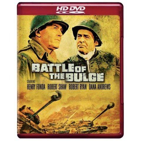 The Battle of Bulge