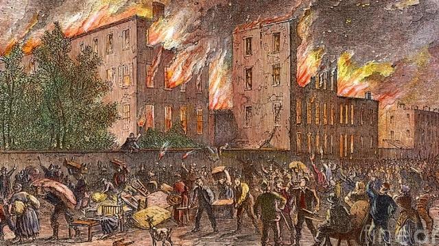 NYC Draft Riots
