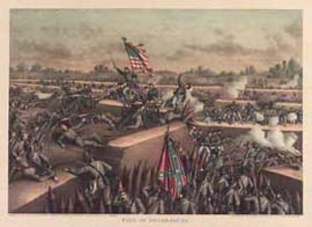 Assault On Petersburg