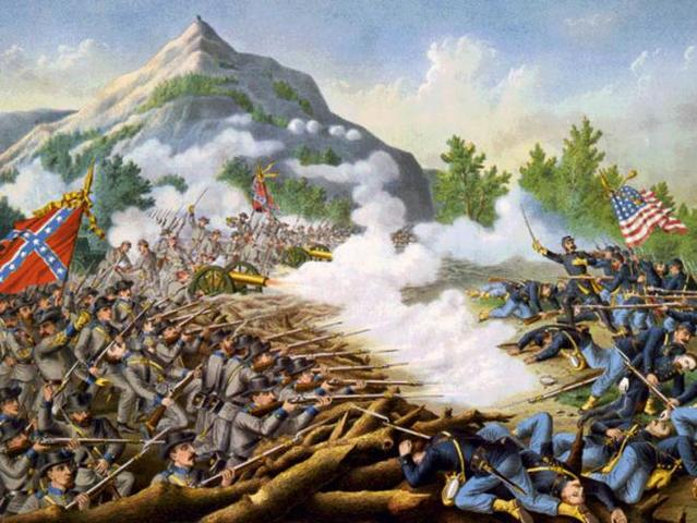 Battle of Kennesaw Mountain