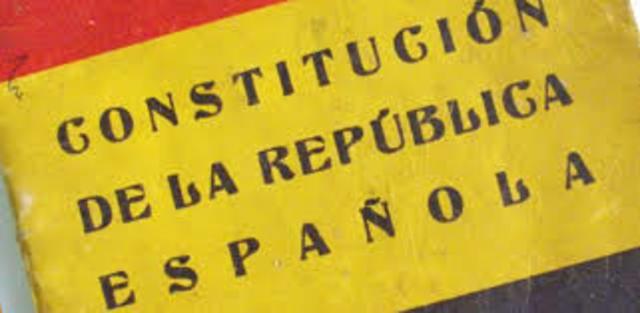 CONSTITUCIÓN 1931