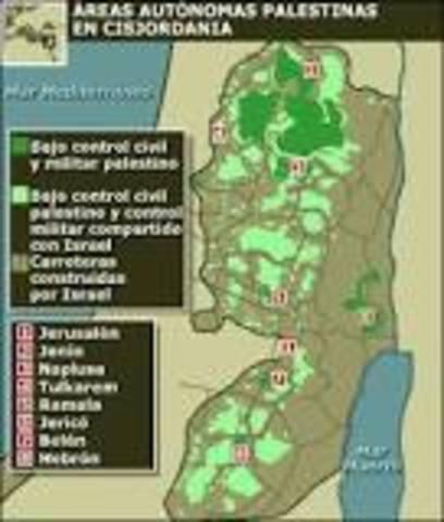 Acuerdos de Oslo.