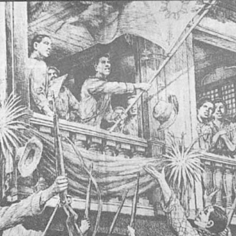 Independencia de Filipinas