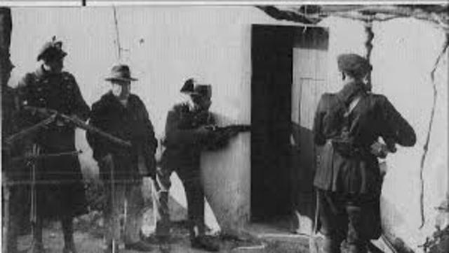 SUCESOS DE CASAS VIEJAS(también conocido como masacre de Casas Viejas)