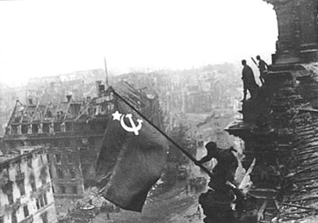 URSS invade Berlín