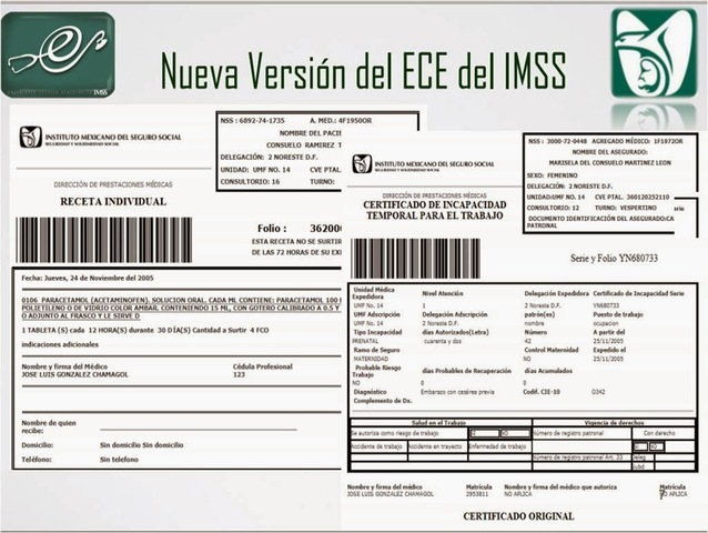 Expediente Clínico IMSS