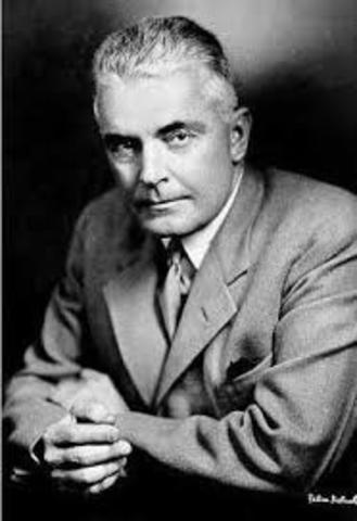 John Watson Psicólogo USA (1878 – 1958)