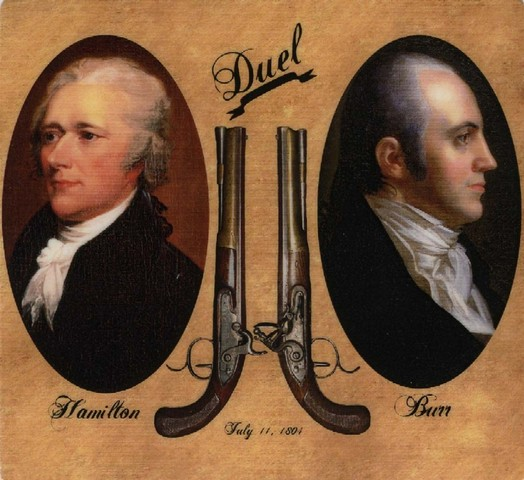 Burr vs. Hamilton (Duel)