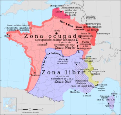La Francia de Vichy