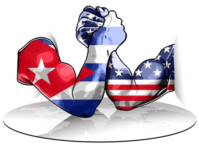 USA invades Cuba