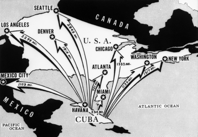 Cuba Missiles Crisis
