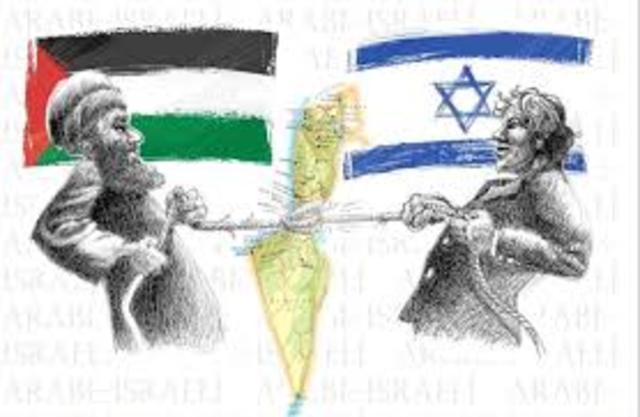 Guerra árabe-israelíe