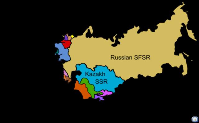 Varsovia Treaty dissolution and USSR disintegration