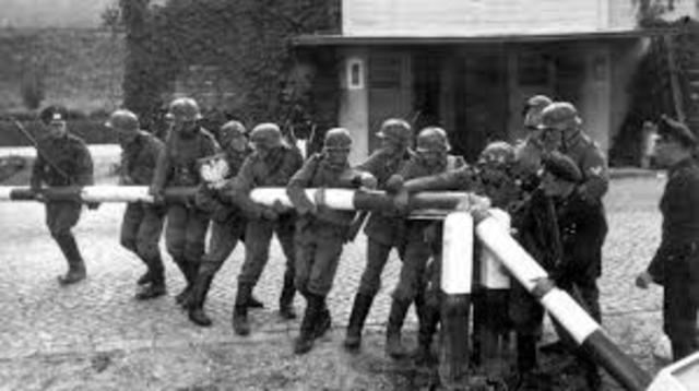 El detonante de la guerra