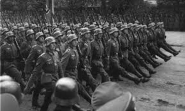 INVASIÓN ALEMANIA DE POLONIA