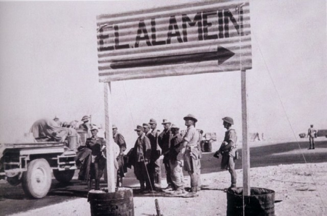 BATALLA DEL ALAMEIN