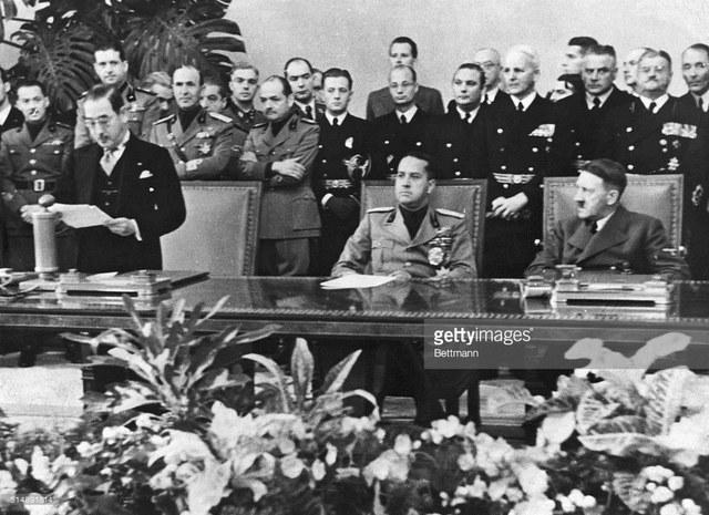 El Pacto Antikomintern