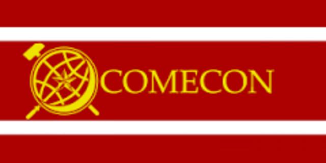 COMECON (Consejo de Ayuda Mutua Económica)