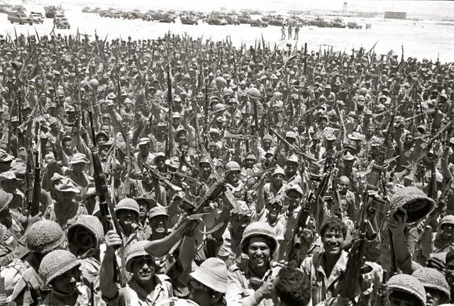 Segunda guerra árabe-israelí