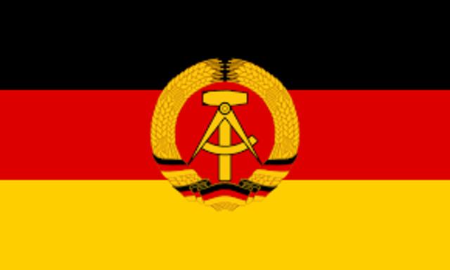 REPÚBLICA DEMOCRÁTICA ALEMANA (RDA)
