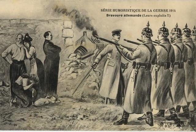 Invasión alemana de Bélgica