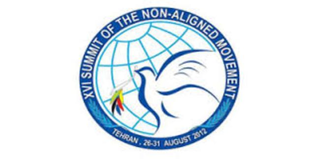 Movimiento de Países No Alineados: (MPNA o MNOAL)