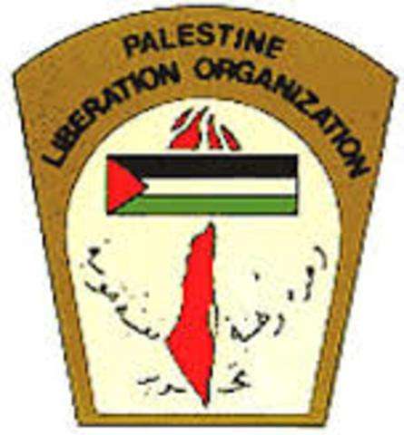 ORGANIZACIÓN PARA LA LIBERACIÓN PALESTINA(OLP)