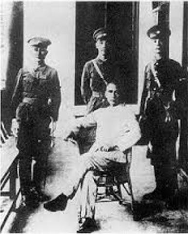 Fin Guerra civil en China