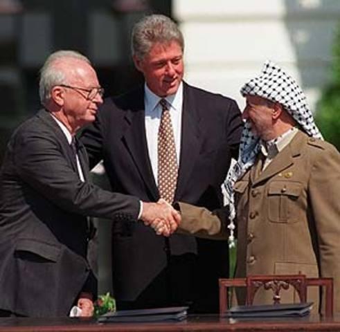 Acuerdos de Oslo