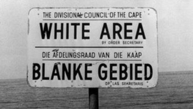 Apartheid: