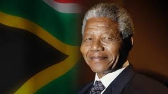 NELSON MANDELA (ALSO KNOWN AS MADIBA)