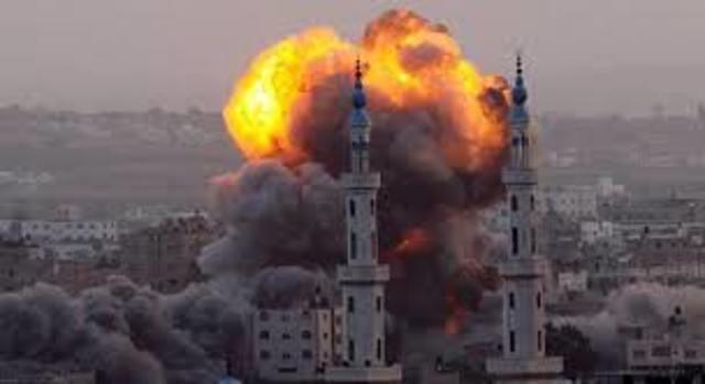 Guerra de Oriente Medio
