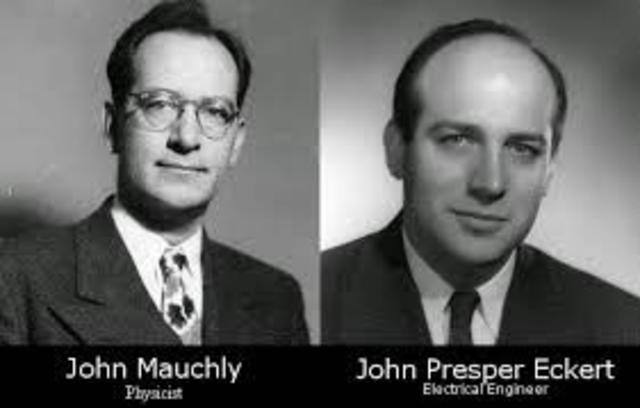 Mauchly y Eckert