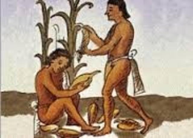 Etapa preclásica (2300 a.C. - 1 d.C)