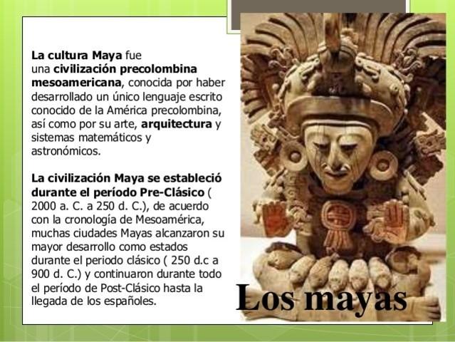 Organización agraria de los mayas (1000-1521) Período postclásico