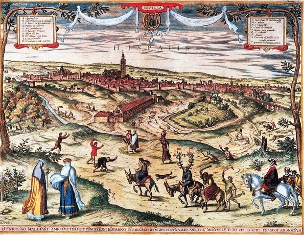 Concentración de la Propiedad Rural (1535)
