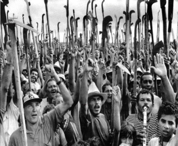 Descontento campesino. 1856-1860