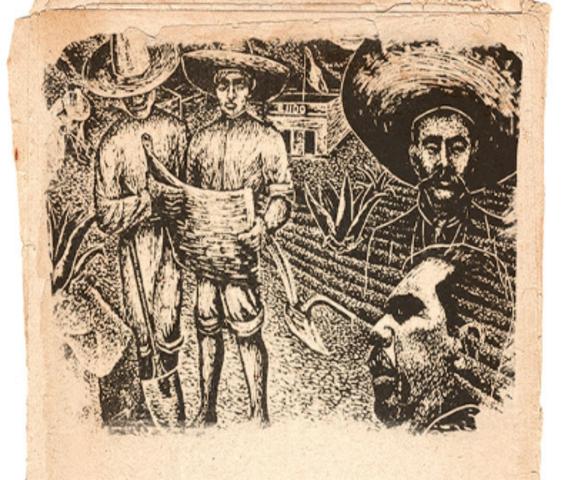 Efectos del reparto agrario. 1917-1991