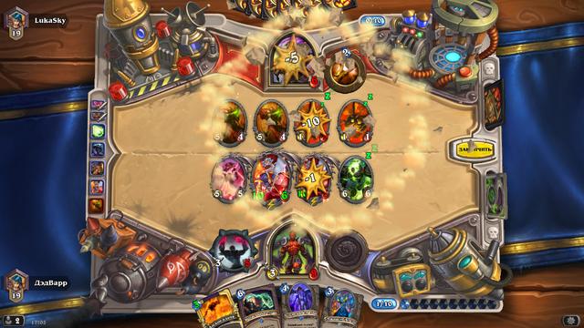 Создание ККИ «Hearthstone: Heroes of Warcraft».