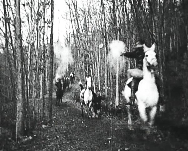 First western film